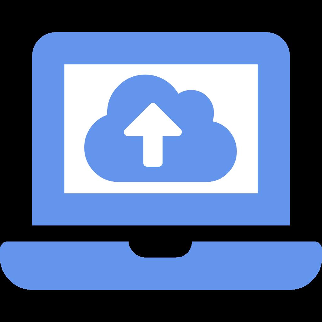 upsilon laptop upload